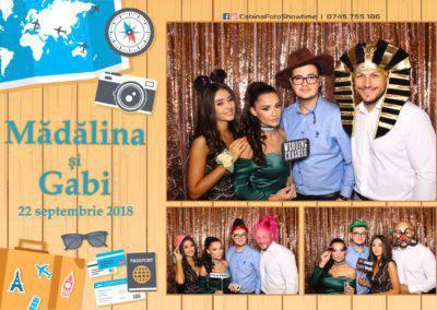Cabina Foto Showtime - FUN BOX - Nunta - Madalina si Gabi - Restaurant Posada Events - Ramnicu Valcea - (16)