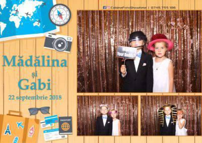 Cabina Foto Showtime - FUN BOX - Nunta - Madalina si Gabi - Restaurant Posada Events - Ramnicu Valcea - (17)