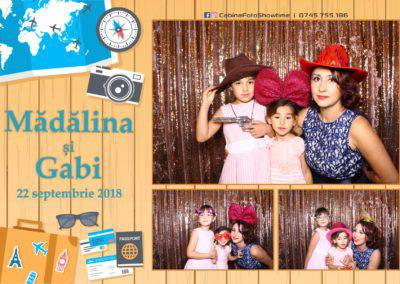 Cabina Foto Showtime - FUN BOX - Nunta - Madalina si Gabi - Restaurant Posada Events - Ramnicu Valcea - (18)