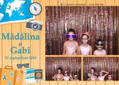 Cabina Foto Showtime - FUN BOX - Nunta - Madalina si Gabi - Restaurant Posada Events - Ramnicu Valcea - (2)