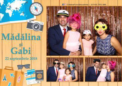 Cabina Foto Showtime - FUN BOX - Nunta - Madalina si Gabi - Restaurant Posada Events - Ramnicu Valcea - (20)