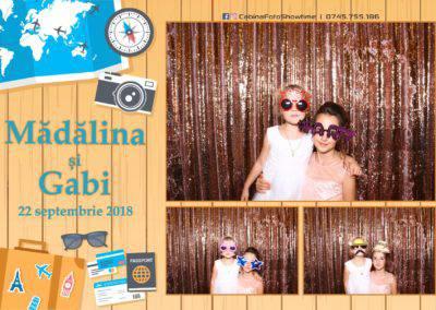 Cabina Foto Showtime - FUN BOX - Nunta - Madalina si Gabi - Restaurant Posada Events - Ramnicu Valcea - (21)