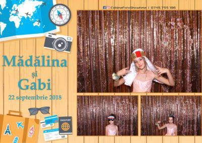 Cabina Foto Showtime - FUN BOX - Nunta - Madalina si Gabi - Restaurant Posada Events - Ramnicu Valcea - (22)