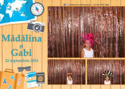 Cabina Foto Showtime - FUN BOX - Nunta - Madalina si Gabi - Restaurant Posada Events - Ramnicu Valcea - (23)