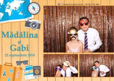 Cabina Foto Showtime - FUN BOX - Nunta - Madalina si Gabi - Restaurant Posada Events - Ramnicu Valcea - (24)