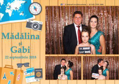 Cabina Foto Showtime - FUN BOX - Nunta - Madalina si Gabi - Restaurant Posada Events - Ramnicu Valcea - (25)