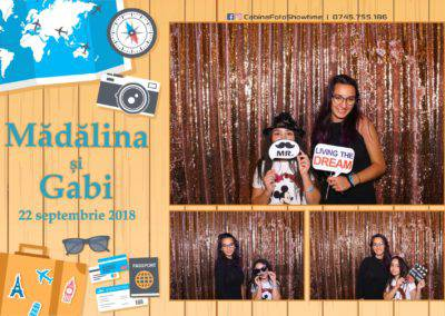 Cabina Foto Showtime - FUN BOX - Nunta - Madalina si Gabi - Restaurant Posada Events - Ramnicu Valcea - (26)