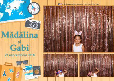 Cabina Foto Showtime - FUN BOX - Nunta - Madalina si Gabi - Restaurant Posada Events - Ramnicu Valcea - (27)