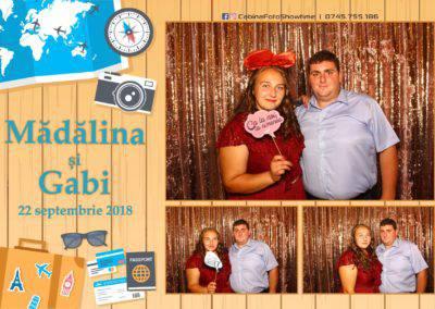 Cabina Foto Showtime - FUN BOX - Nunta - Madalina si Gabi - Restaurant Posada Events - Ramnicu Valcea - (28)