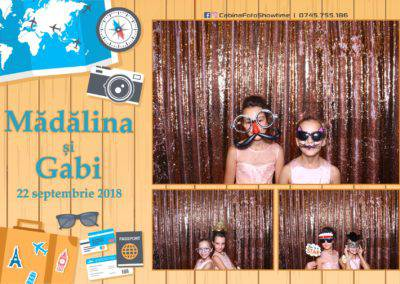 Cabina Foto Showtime - FUN BOX - Nunta - Madalina si Gabi - Restaurant Posada Events - Ramnicu Valcea - (3)