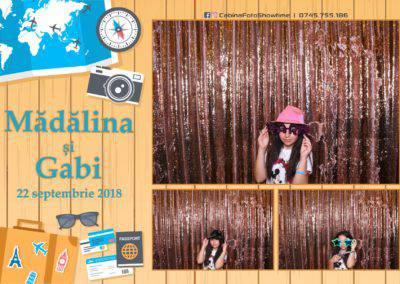 Cabina Foto Showtime - FUN BOX - Nunta - Madalina si Gabi - Restaurant Posada Events - Ramnicu Valcea - (30)