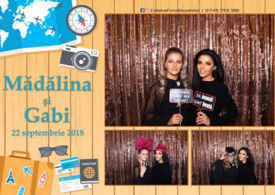 Cabina Foto Showtime - FUN BOX - Nunta - Madalina si Gabi - Restaurant Posada Events - Ramnicu Valcea - (31)