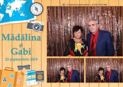 Cabina Foto Showtime - FUN BOX - Nunta - Madalina si Gabi - Restaurant Posada Events - Ramnicu Valcea - (32)