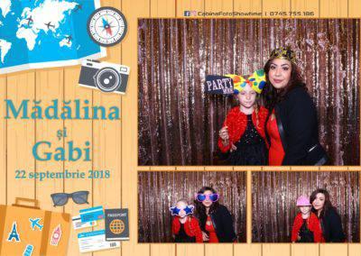 Cabina Foto Showtime - FUN BOX - Nunta - Madalina si Gabi - Restaurant Posada Events - Ramnicu Valcea - (33)