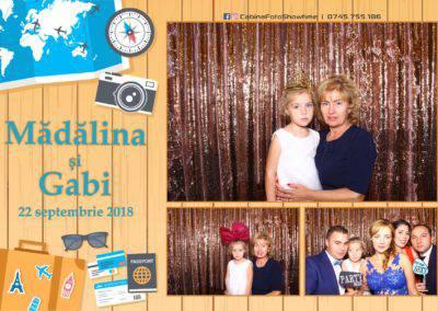 Cabina Foto Showtime - FUN BOX - Nunta - Madalina si Gabi - Restaurant Posada Events - Ramnicu Valcea - (34)