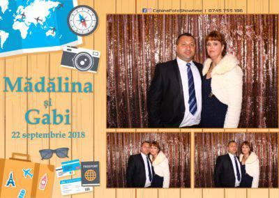 Cabina Foto Showtime - FUN BOX - Nunta - Madalina si Gabi - Restaurant Posada Events - Ramnicu Valcea - (35)