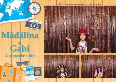 Cabina Foto Showtime - FUN BOX - Nunta - Madalina si Gabi - Restaurant Posada Events - Ramnicu Valcea - (36)