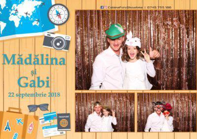 Cabina Foto Showtime - FUN BOX - Nunta - Madalina si Gabi - Restaurant Posada Events - Ramnicu Valcea - (37)
