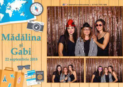 Cabina Foto Showtime - FUN BOX - Nunta - Madalina si Gabi - Restaurant Posada Events - Ramnicu Valcea - (38)