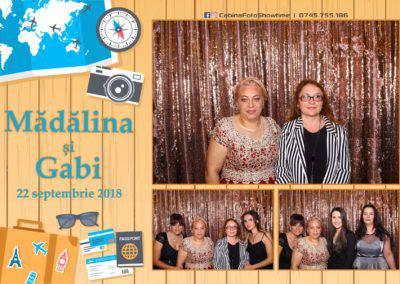 Cabina Foto Showtime - FUN BOX - Nunta - Madalina si Gabi - Restaurant Posada Events - Ramnicu Valcea - (39)