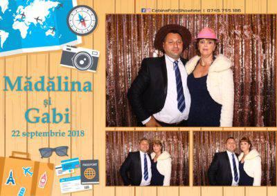 Cabina Foto Showtime - FUN BOX - Nunta - Madalina si Gabi - Restaurant Posada Events - Ramnicu Valcea - (40)