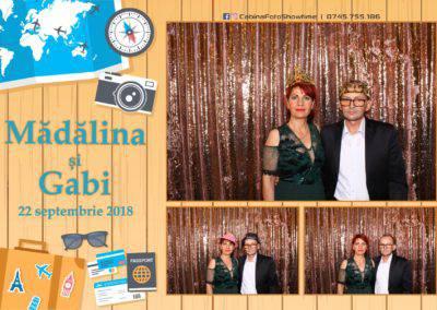 Cabina Foto Showtime - FUN BOX - Nunta - Madalina si Gabi - Restaurant Posada Events - Ramnicu Valcea - (41)