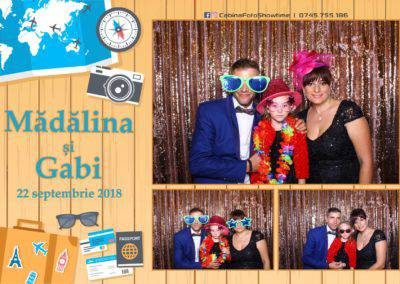 Cabina Foto Showtime - FUN BOX - Nunta - Madalina si Gabi - Restaurant Posada Events - Ramnicu Valcea - (42)