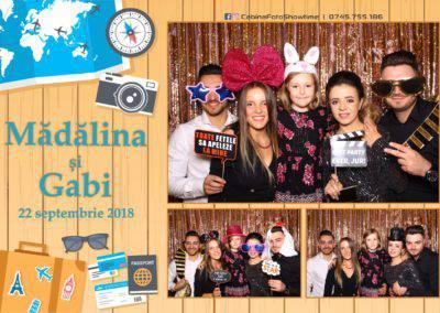 Cabina Foto Showtime - FUN BOX - Nunta - Madalina si Gabi - Restaurant Posada Events - Ramnicu Valcea - (43)