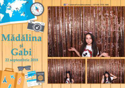 Cabina Foto Showtime - FUN BOX - Nunta - Madalina si Gabi - Restaurant Posada Events - Ramnicu Valcea - (44)