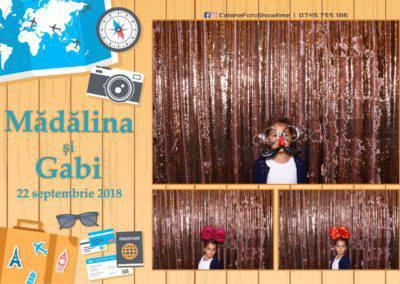 Cabina Foto Showtime - FUN BOX - Nunta - Madalina si Gabi - Restaurant Posada Events - Ramnicu Valcea - (45)