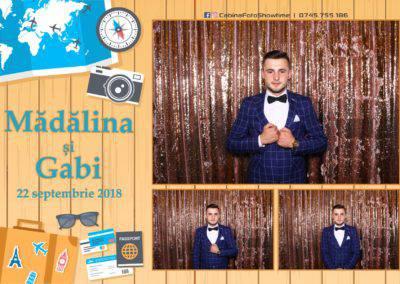 Cabina Foto Showtime - FUN BOX - Nunta - Madalina si Gabi - Restaurant Posada Events - Ramnicu Valcea - (46)