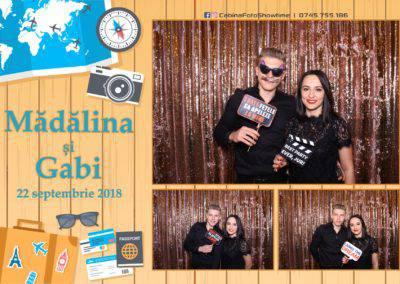 Cabina Foto Showtime - FUN BOX - Nunta - Madalina si Gabi - Restaurant Posada Events - Ramnicu Valcea - (47)