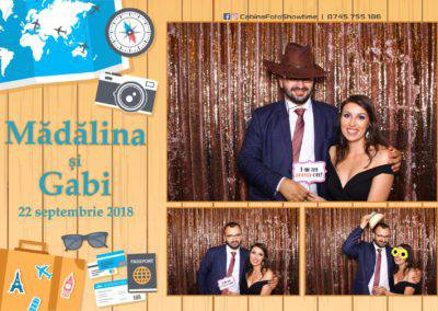 Cabina Foto Showtime - FUN BOX - Nunta - Madalina si Gabi - Restaurant Posada Events - Ramnicu Valcea - (48)