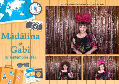 Cabina Foto Showtime - FUN BOX - Nunta - Madalina si Gabi - Restaurant Posada Events - Ramnicu Valcea - (49)
