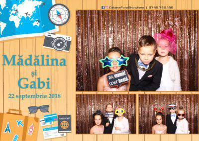 Cabina Foto Showtime - FUN BOX - Nunta - Madalina si Gabi - Restaurant Posada Events - Ramnicu Valcea - (5)