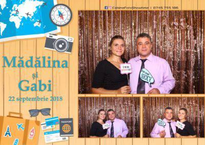 Cabina Foto Showtime - FUN BOX - Nunta - Madalina si Gabi - Restaurant Posada Events - Ramnicu Valcea - (51)