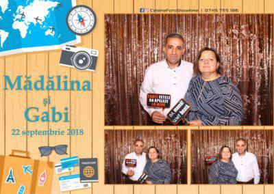 Cabina Foto Showtime - FUN BOX - Nunta - Madalina si Gabi - Restaurant Posada Events - Ramnicu Valcea - (52)