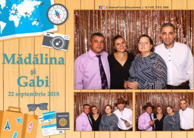 Cabina Foto Showtime - FUN BOX - Nunta - Madalina si Gabi - Restaurant Posada Events - Ramnicu Valcea - (53)