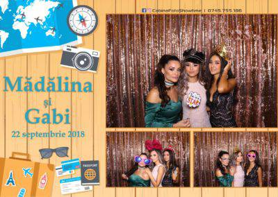 Cabina Foto Showtime - FUN BOX - Nunta - Madalina si Gabi - Restaurant Posada Events - Ramnicu Valcea - (54)