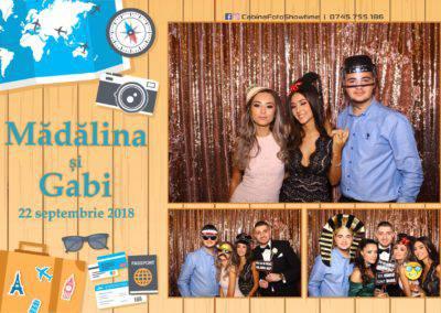 Cabina Foto Showtime - FUN BOX - Nunta - Madalina si Gabi - Restaurant Posada Events - Ramnicu Valcea - (55)