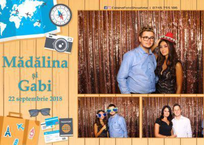 Cabina Foto Showtime - FUN BOX - Nunta - Madalina si Gabi - Restaurant Posada Events - Ramnicu Valcea - (57)