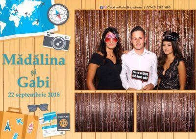 Cabina Foto Showtime - FUN BOX - Nunta - Madalina si Gabi - Restaurant Posada Events - Ramnicu Valcea - (58)