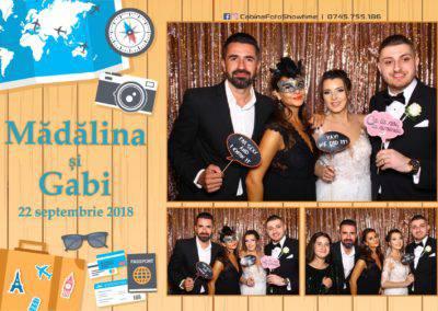 Cabina Foto Showtime - FUN BOX - Nunta - Madalina si Gabi - Restaurant Posada Events - Ramnicu Valcea - (59)
