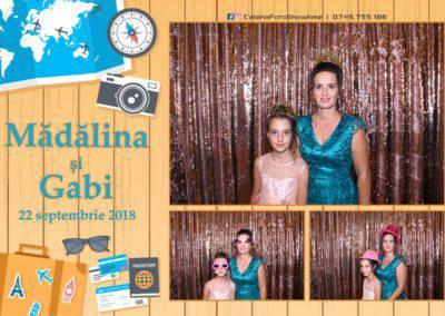 Cabina Foto Showtime - FUN BOX - Nunta - Madalina si Gabi - Restaurant Posada Events - Ramnicu Valcea - (6)