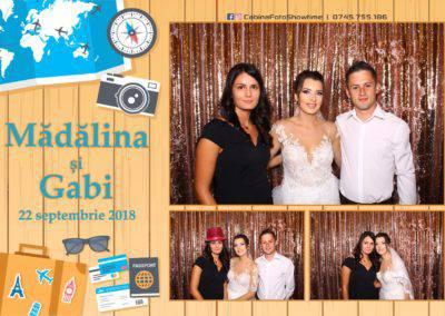 Cabina Foto Showtime - FUN BOX - Nunta - Madalina si Gabi - Restaurant Posada Events - Ramnicu Valcea - (61)