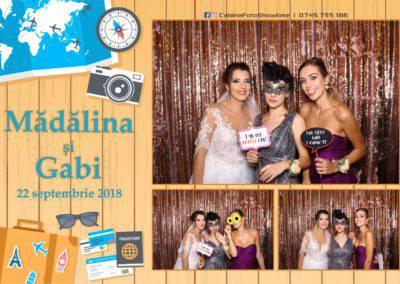 Cabina Foto Showtime - FUN BOX - Nunta - Madalina si Gabi - Restaurant Posada Events - Ramnicu Valcea - (62)