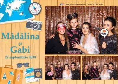 Cabina Foto Showtime - FUN BOX - Nunta - Madalina si Gabi - Restaurant Posada Events - Ramnicu Valcea - (64)