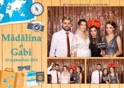 Cabina Foto Showtime - FUN BOX - Nunta - Madalina si Gabi - Restaurant Posada Events - Ramnicu Valcea - (66)