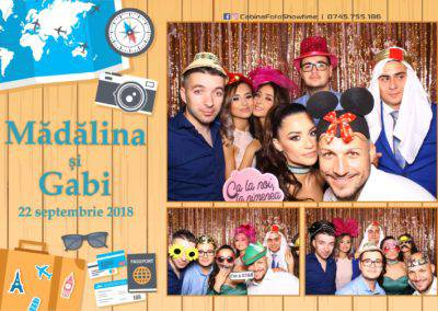 Cabina Foto Showtime - FUN BOX - Nunta - Madalina si Gabi - Restaurant Posada Events - Ramnicu Valcea - (67)