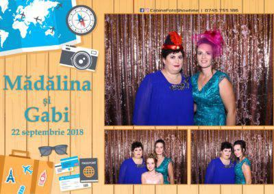 Cabina Foto Showtime - FUN BOX - Nunta - Madalina si Gabi - Restaurant Posada Events - Ramnicu Valcea - (68)